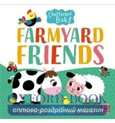 Книга Chatterbox Baby: Farmyard Friends Gwe  9781526380289 купить Киев Украина