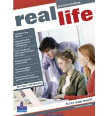 Книга Real Life Pre-Intermediate: Teachers Handbook ISBN 9781405897167