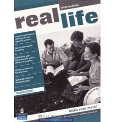 Real Life Intermediate: Workbook with Multi-ROM