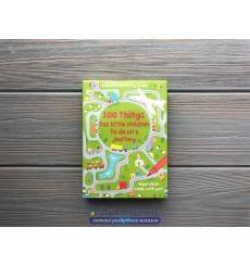 100 Things for Little Children to Do on a Journey Catriona Clarke 9780746089217 купить Киев Украина