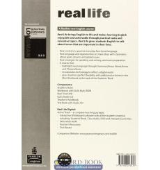 Real Life Intermediate: Test Book with CD-ROM