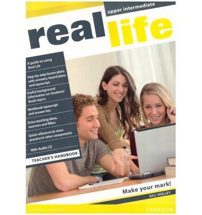 Real Life Upper-Intermediate: Teacher's Handbook