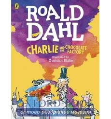 Книга Charlie and the Chocolate Factory (Colour Edition) 9780141369372 купить Киев Украина