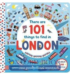 Книга There Are 101 Things to Find in London 9781529023299 купить Киев Украина