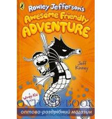 Книга Rowley Jefferson's Awesome Friendly Adventure ISBN: 9780241458815