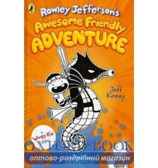 Книга Rowley Jeffersons Awesome Friendly Adventure 9780241458815 купить Киев Украина