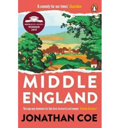 Книга Middle England ISBN: 9780241983683