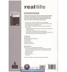 Real Life Upper-Intermediate: Test Book with CD-ROM