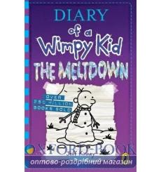 Книга Diary of a Wimpy Kid: The Meltdown (Book 13) 9780241389317 купить Киев Украина
