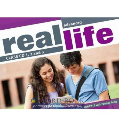 Real Life Advanced: Class Audio CDs