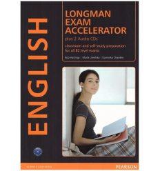 Longman Exam Accelerator Book with CD(2) ISBN 9788376000435
