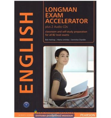 Exam Accelerator Students' Book (with 2 CDs)