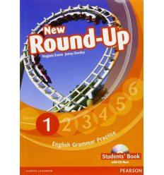 Учебник Round Up New 1 Students Book + CD-ROM ISBN 9781408234907