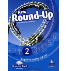 Учебник Round Up New 2 Students Book + CD-ROM ISBN 9781408234921