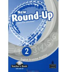 Книга для учителя Round Up New 2 teachers book ISBN 9781408234938