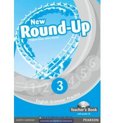 New Round Up 3: Teacher's Book with Audio CD
