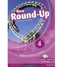 Учебник Round Up New 4 Students Book + CD-ROM ISBN 9781408234976