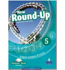 New Round Up 5: Students' Book with CD-ROM