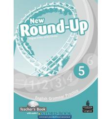 New Round Up 5: Teacher's Book with Audio CD