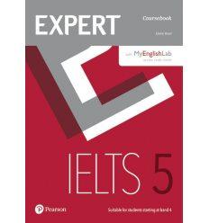 Учебник Expert IELTS 5 Coursebook +MEL 9781292190587