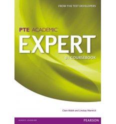 Учебник Expert PTE Academic B1 Coursebook 9781447975007