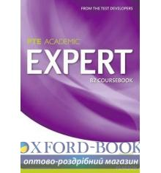 Учебник Expert PTE Academic B2 Coursebook 9781447975014