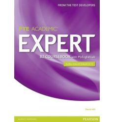 Учебник Expert PTE Academic B2 Coursebook +MEL 9781447962038