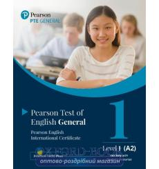 Учебник Practice Tests Plus PTE General A2 Students book +App  9781292353395 купить Киев Украина