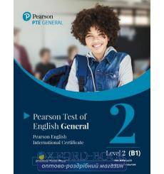 Учебник Practice Tests Plus PTE General b1 Students book +App  9781292353449 купить Киев Украина