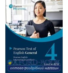 Учебник Practice Tests Plus PTE General C1-C2 Students book +App  9781292353432 купить Киев Украина