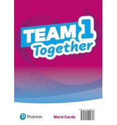 Карточки Team Together 1 Word Cards 9781292292816