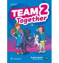 Учебник Team Together 2 Students book 9781292310657