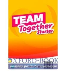 Team Together Starter Flashcards 9781292292830