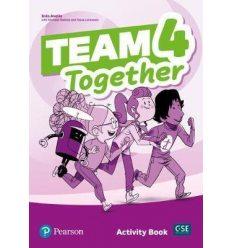 Team Together 4 Workbook 9781292292557