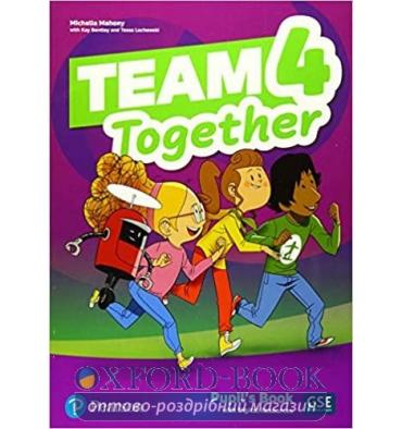 Team Together 4 Students Book 9781292310671