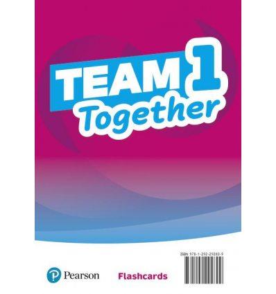 Team Together 1 Flashcards 9781292292809