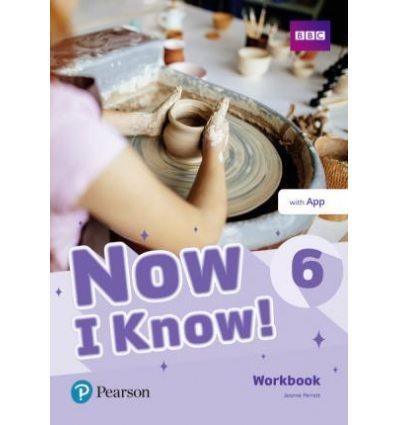 Now i Know 6 Workbook +App 9781292219882