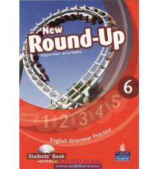 New Round Up 6: Students' Book with CD-ROM
