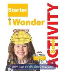 Тетрадь i-wonder Starter Activity book with DigiBooks app 9781471594755 купить Киев Украина