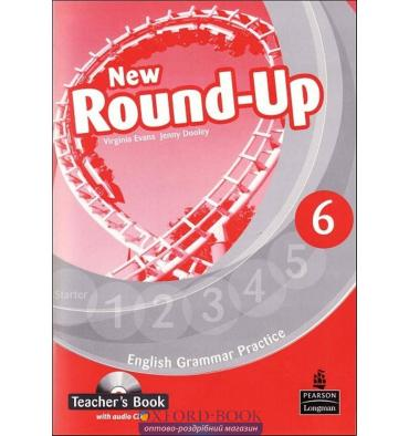 New Round Up 6: Teacher's Book with Audio CD