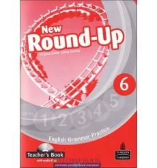 Книга для учителя Round-Up New 6 teachers book ISBN 9781408235027 купить Киев Украина