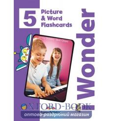 i-Wonder 5 Picture & Word Flashcards (International) 9781471587269-1 купить Киев Украина