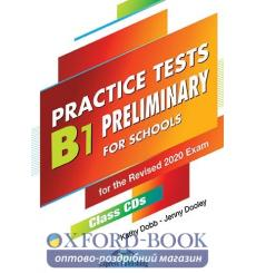 Practice Tests B1 PRELIMINARY FOR SCHOOLS CD MP3 9781471586835 купить Киев Украина