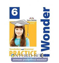 i-Wonder 6 Vocabulary & Grammar Practice 9781471587238 купить Киев Украина