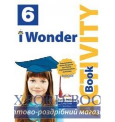 Тетрадь i-wonder 6 Activity book (WITH DIGIBOOKS APP.) 9781471587283 купить Киев Украина