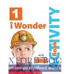 Тетрадь i-wonder 1 activity book (INTERNATIONAL) 9781471570100 купить Киев Украина