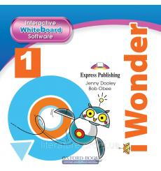 Книга i-wonder 1 Interactive whiteboard software 9781471570163 купить Киев Украина