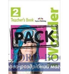 Книга для учителя i-WONDER 2  TEACHERS BOOK (WITH POSTERS) (INTERNATIONAL) ISBN 9781471570278 купить Киев Украина