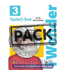 Книга для учителя i-WONDER 3 TEACHERS BOOK (WITH POSTERS) (INTERNATIONAL) ISBN 9781471570414 купить Киев Украина