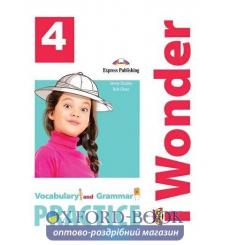Книга i-WONDER 4 VOCABULARY & GRAMMAR PRACTICE (INTERN) ISBN 9781471570612 купить Киев Украина